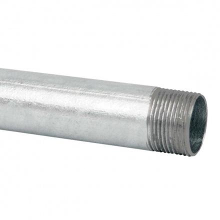 6036 ZN F - ocelová trubka závitová žárově zinkovaná (ČSN)