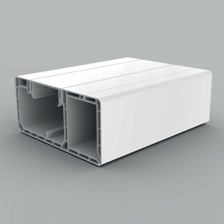 PK 120X55 D HD - parapetní kanál dutý