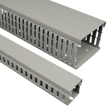 RK 37,5X75 DIN LD - rozváděčový kanál - DIN
