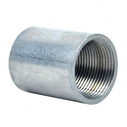 316E/1 ZN F - spojka pro ocelové závitové trubky (EN)
