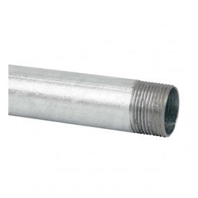 6016 ZN F - ocelová trubka závitová žárově zinkovaná (ČSN)