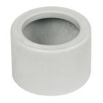 4829/P KB - vývodka rovná pro ocelové trubky - vnější (ČSN)