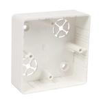 LK 80X28R/1HF HB - krabice přístrojová bezhalogenová