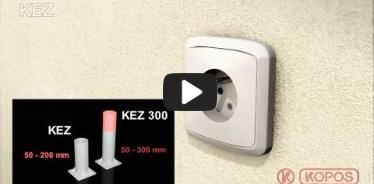 Embedded thumbnail for Montageanleitung Wärmedämmungsdose KEZ