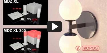 Embedded thumbnail for Montageanleitung Wärmedämmungsdose MDZ XL