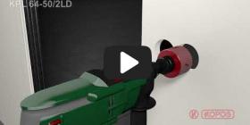 Embedded thumbnail for Montageanleitung Hohlwanddose KPL 64-50/2LD