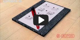 Embedded thumbnail for Montageanleitung Mehrzweckdose KOPOBOX – für 12 modulare Geräte