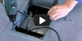 Embedded thumbnail for Montageanleitung KOPOBOX in Beton- und Doppelböden