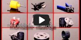 Embedded thumbnail for Befestigungsmaterial